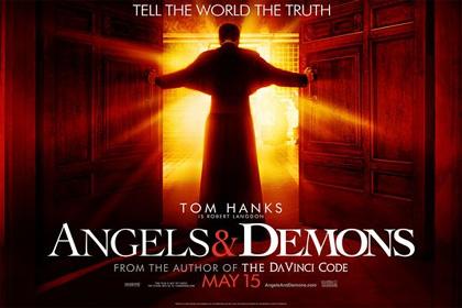 Risultati immagini per angeli e demoni film