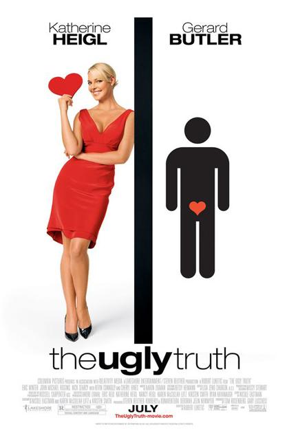 Poster La dura verità