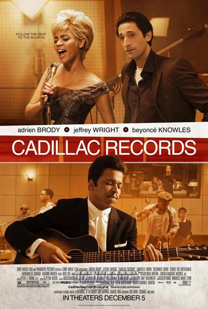 Locandina italiana Cadillac Records