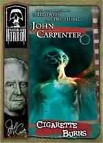 Locandina Masters of Horror: Cigarette Burns - Incubo mortale