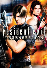 Locandina Resident Evil: Degeneration