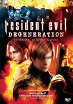 Poster Resident Evil: Degeneration  n. 1