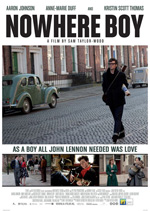 Poster Nowhere Boy  n. 3