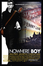 Poster Nowhere Boy  n. 5
