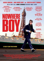 Poster Nowhere Boy  n. 7