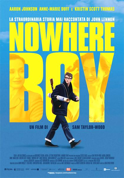 Trailer Nowhere Boy