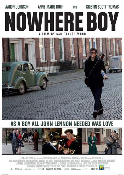 Poster Nowhere Boy