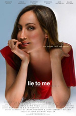 Poster Lie to Me  n. 2