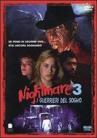 Locandina Nightmare 3 - I guerrieri del sogno