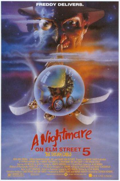 Trailer Nightmare 5 - Il mito