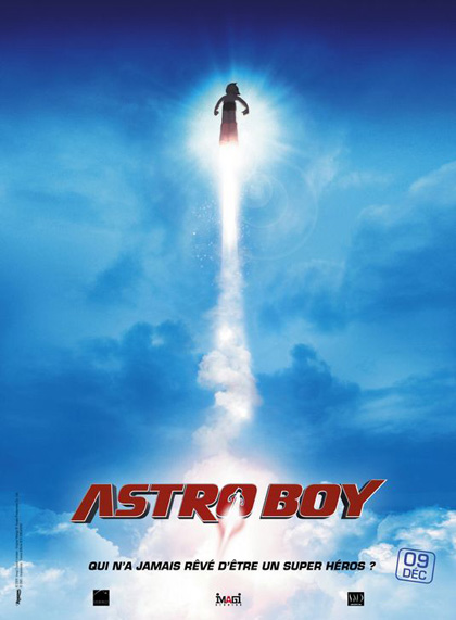 Poster Astro Boy  n. 5
