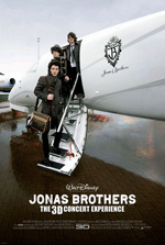 Poster Jonas Brothers: The 3D Concert Experience  n. 0