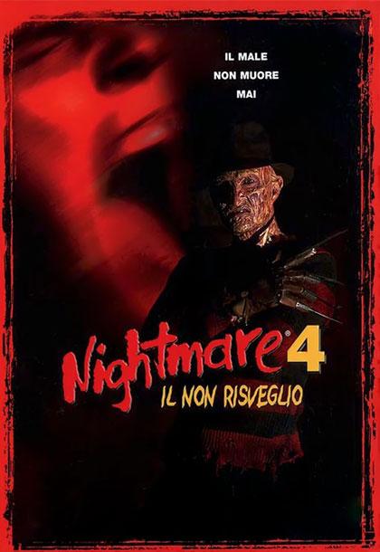 Trailer Nightmare 4 - Il non risveglio