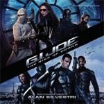 Cover della colonna sonora del film G.I.Joe - La Nascita dei Cobra