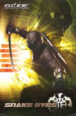 Poster G.I.Joe - La Nascita dei Cobra  n. 22