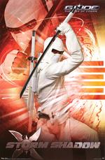 Poster G.I.Joe - La Nascita dei Cobra  n. 23