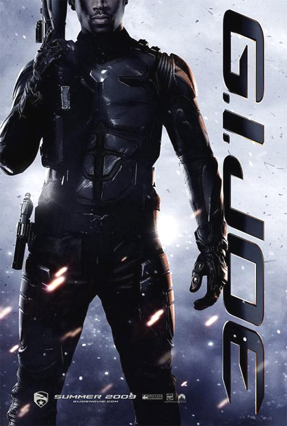 Poster G.I.Joe - La Nascita dei Cobra