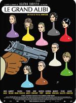 Poster Alibi e sospetti  n. 1