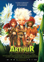 Poster Arthur e la vendetta di Maltazard  n. 0