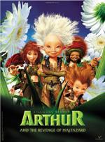 Poster Arthur e la vendetta di Maltazard  n. 2