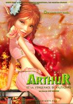 Poster Arthur e la vendetta di Maltazard  n. 4