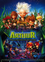 Poster Arthur e la vendetta di Maltazard  n. 5