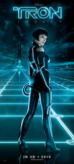 Poster Tron - Legacy  n. 12