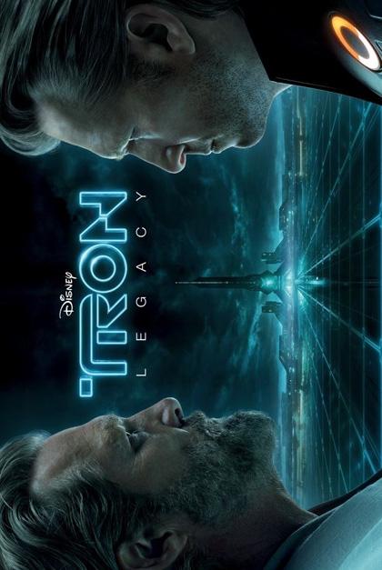 Poster Tron - Legacy