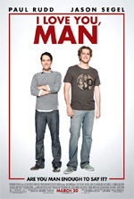 Poster I Love You, Man  n. 1