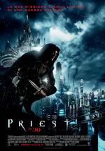 Poster Priest  n. 0