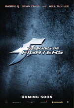 Trailer The King of Fighters