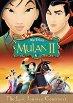 Locandina Mulan 2