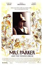 Locandina Mrs. Parker e il circolo vizioso