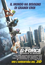 Trailer G-force - Superspie in missione