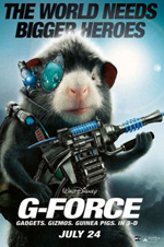Poster G-force - Superspie in missione  n. 1