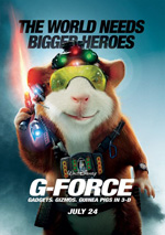 Poster G-force - Superspie in missione  n. 10