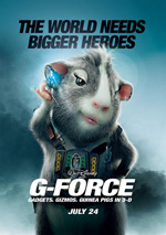 Poster G-force - Superspie in missione  n. 11