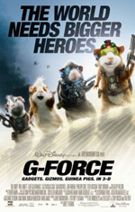 Poster G-force - Superspie in missione  n. 2