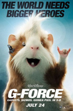 Poster G-force - Superspie in missione  n. 3