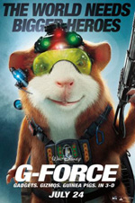 Poster G-force - Superspie in missione  n. 4