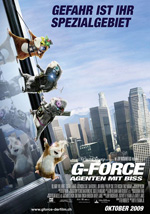Poster G-force - Superspie in missione  n. 6