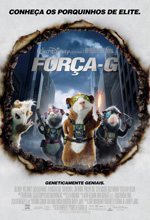 Poster G-force - Superspie in missione  n. 7