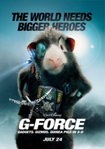 Poster G-force - Superspie in missione  n. 9