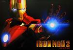 Poster Iron Man 2  n. 1