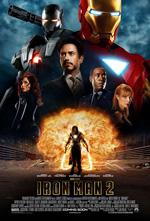 Poster Iron Man 2  n. 10