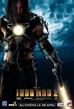 Poster Iron Man 2  n. 11