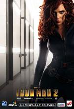 Poster Iron Man 2  n. 12