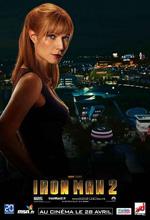 Poster Iron Man 2  n. 13