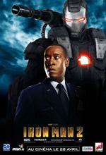 Poster Iron Man 2  n. 14