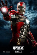 Poster Iron Man 2  n. 15